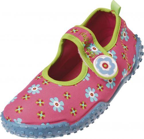 Playshoes - UV Beach Shoes Kids- Flower - 0