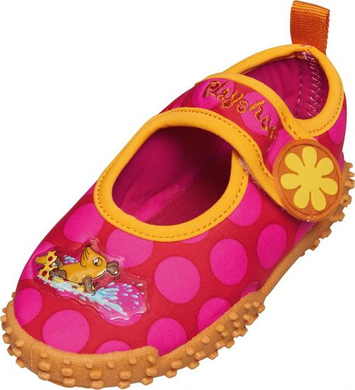 Playshoes - UV Kids Beachshoes - Pink Mouse - 900