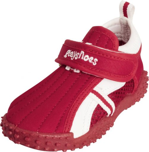 Playshoes UV Beach Shoes Kids- Red - 0