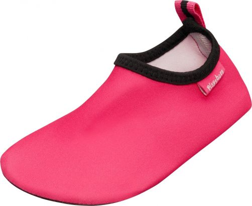 Playshoes - UV swim shoes for children - Pink - Front