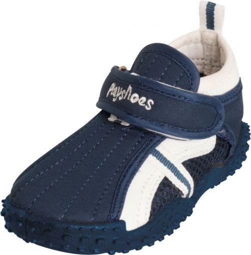 Playshoes UV Beach Shoes Kids- Blue - 0