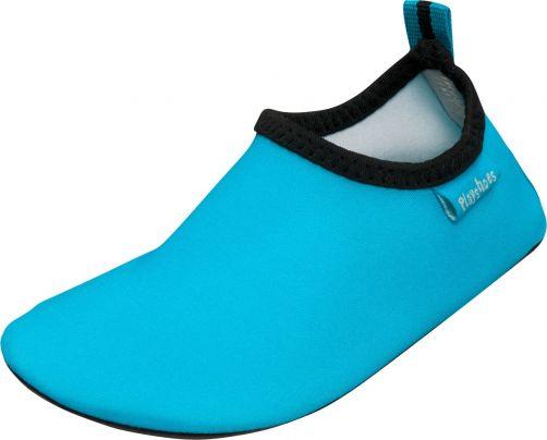 Playshoes - UV swim shoes for children - Light blue - Front