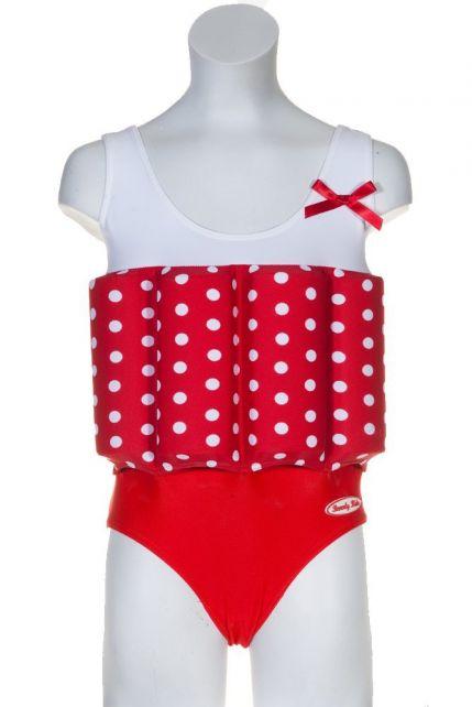 Beverly Kids - UV Floating Swimsuit Kids- Rock 'n Roll Girl - 0