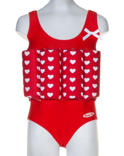 Beverly Kids - UV Floating Swimsuit Kids- True Love - 0