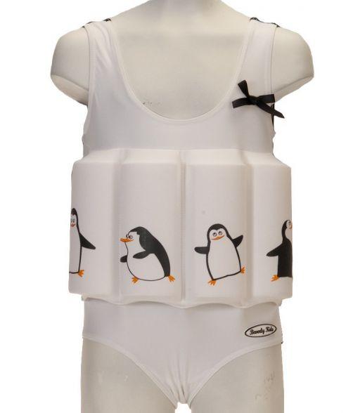 Beverly Kids - UV Floating Swimsuit Kids- Crazy Pingis - 0
