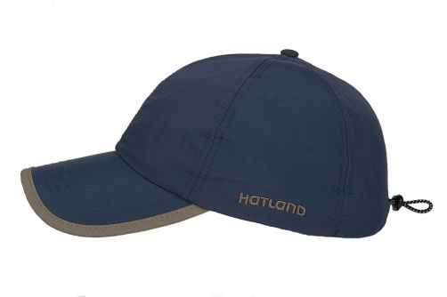 Hatland---UV-sun-cap-for-men---Stef-Anti-Mosquito---Slate-blue