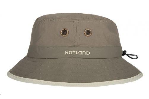 Hatland---UV-Bucket-hat---Sal-Anti-Mosquito---Olivegreen