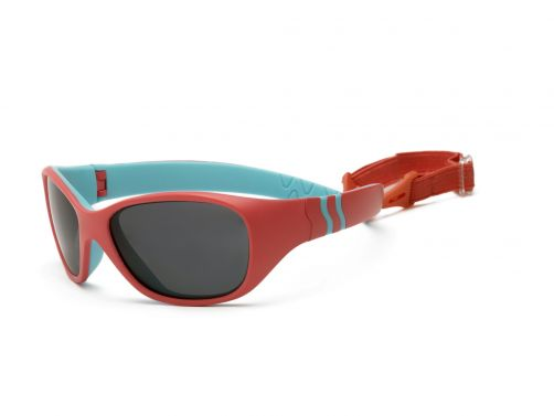 Real-Kids-Shades---UV-sunglasses-toddler---Adventure---Pink/turquoise