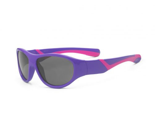 Real-Kids-Shades---UV-sunglasses-for-toddlers---Discover---Purple/pink