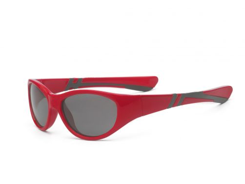 Real-Kids-Shades---UV-sunglasses-for-toddlers---Discover---Red-/-black