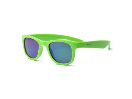 Real-Kids-Shades---UV-sunglasses-for-toddlers---Surf---Neon-green