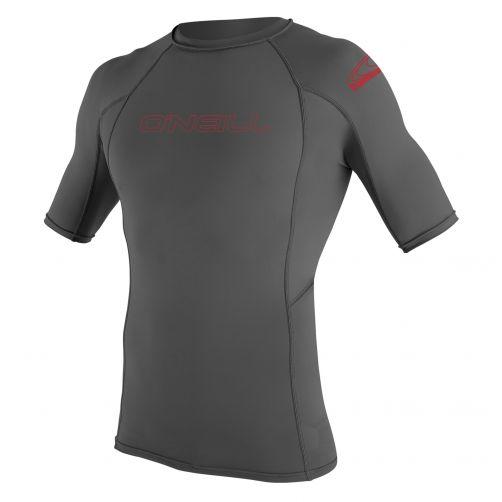 O'Neill - Kids' UV shirt - performance fit - dark grey - Front