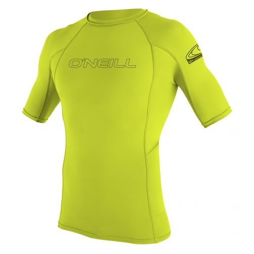 O'Neill---Men's-UV-shirt---short-sleeve---lime-