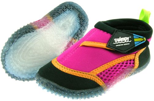 Swimpy UV Swim Shoes Kids- Pink - 0