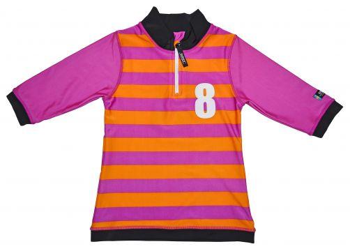 Swimpy UV Swim Shirt Kids- Sport Pink - 0
