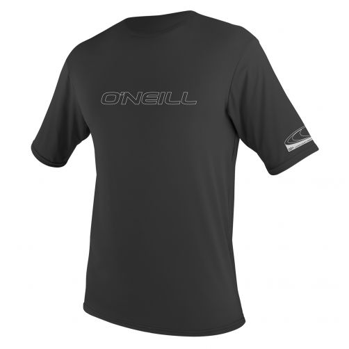 O'Neill---Men's-UV-shirt---short-sleeve---black