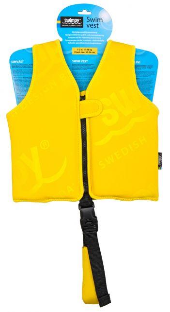 Swimpy---Swim-vest-for-children-3---6-years---Yellow