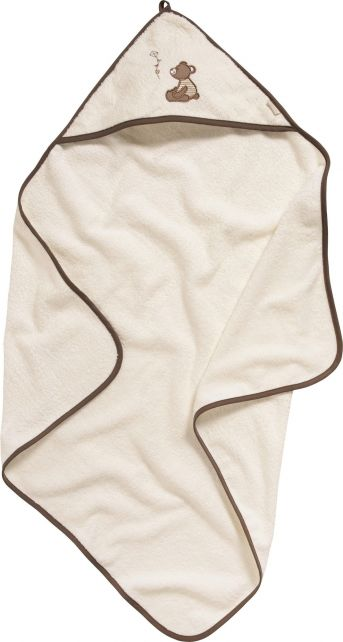 Playshoes---Bath-towel-with-hoodie---Teddy