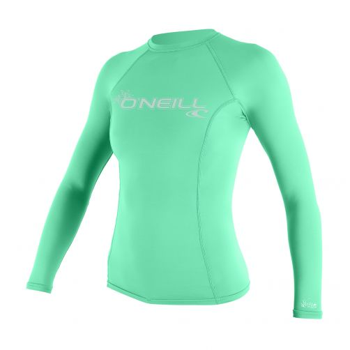 O'Neill---Women's-UV-shirt---long-sleeve-performance-fit---seaglass