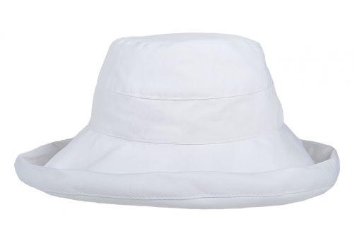 Hatland---UV-Bucket-sun-hat-for-women---Valerie---White