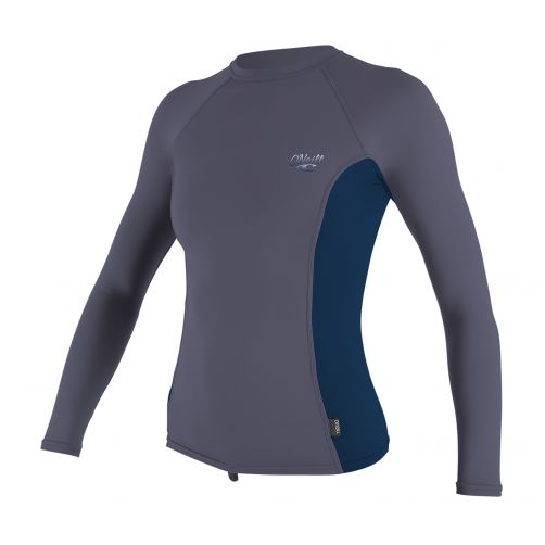 O'Neill---Women's-UV-shirt---long-sleeve---dusk-/-abyss