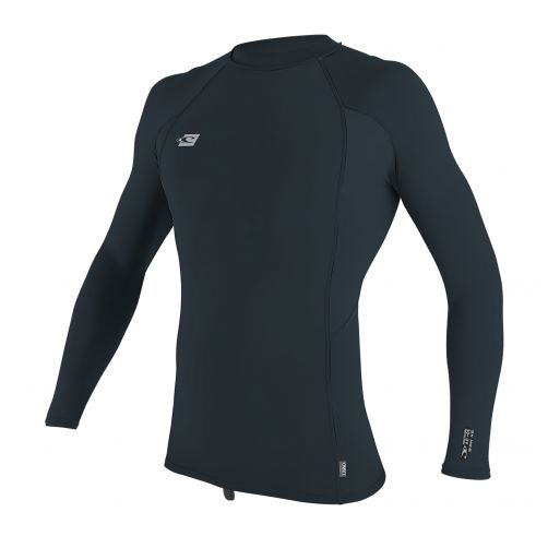 O'Neill---Men's-Premium-UV-shirt---long-sleeve---dark-grey
