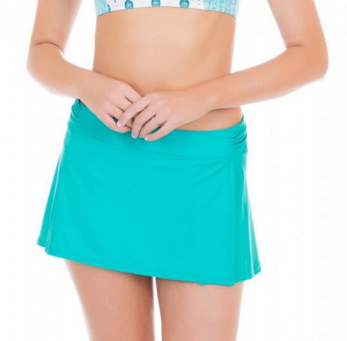 Cabana-Life---UV-resistant-Swimskirt-for-ladies---Turquoise