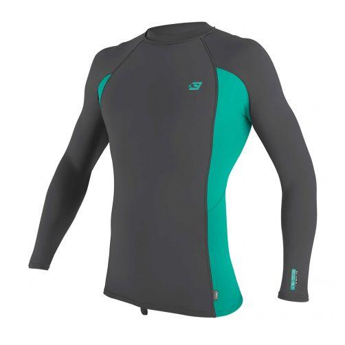 O'Neill---Men's-UV-shirt---Longsleeve---Premium-Rash---Smoke