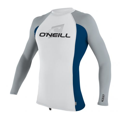 O'Neill - Kids' UV swim shirt long sleeved - multicolor - Front
