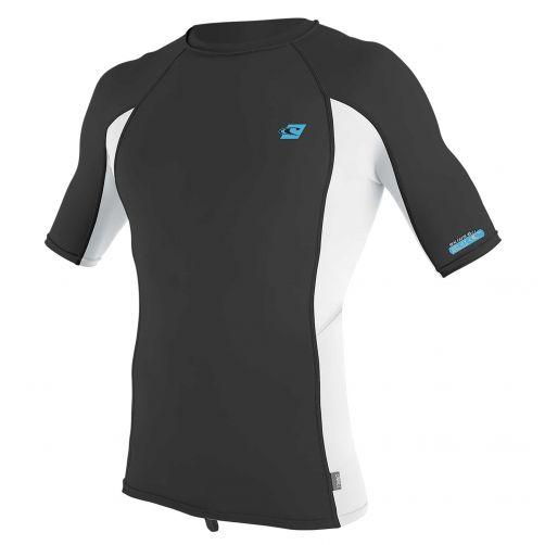 O'Neill---Men's-UV-shirt---Short-sleeves---Premium-Rash---Raven