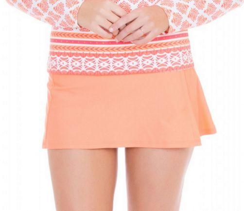 Cabana-Life---UV-resistant-Swimskirt-for-ladies---Orange