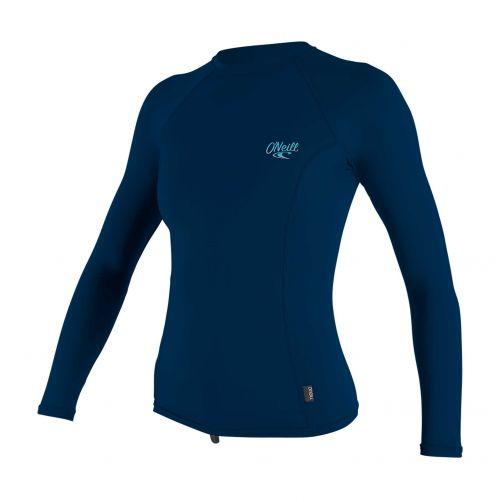 O'Neill---Women's-UV-shirt---Longsleeve---Premium-Rash---Abyss