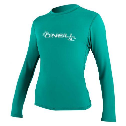 O'Neill---Women's-UV-shirt---Longsleeve---Basic-Sun---Aqua