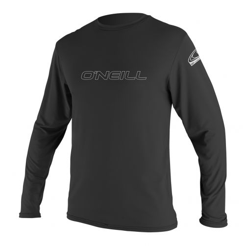 O'Neill---Men's-UV-shirt---long-sleeve---black