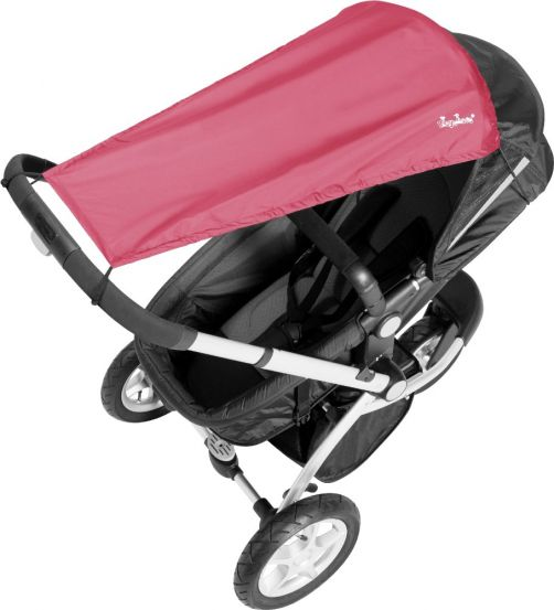 Playshoes---UV-Sun-Cover-for-Buggies---Red