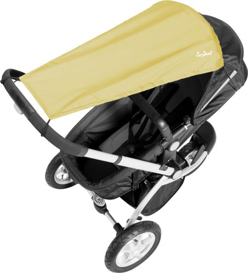 Playshoes---UV-Sun-Cover-for-Buggies--Yellow