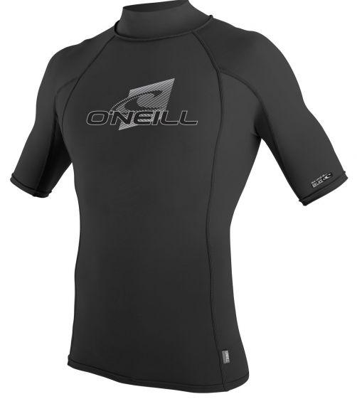 O'Neill---Men's-UV-shirt---Turtleneck---Premium-Rash---Black
