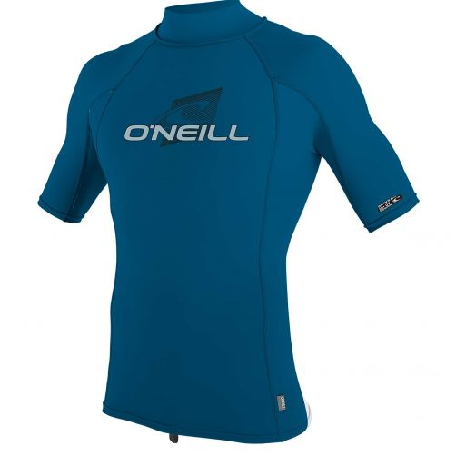 O'Neill---Men's-UV-shirt---Turtleneck---Premium-Rash---Ultra-Blue