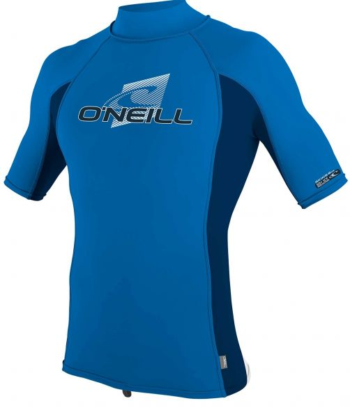 O'Neill---Kids'-UV-shirt---Turtleneck---Premium-Rash---Ocean