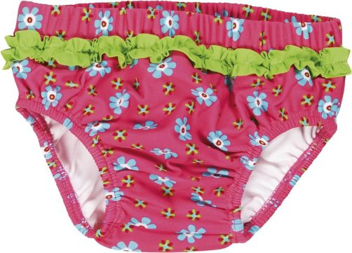 Playshoes - UV Swim Diaper- Flower - 0