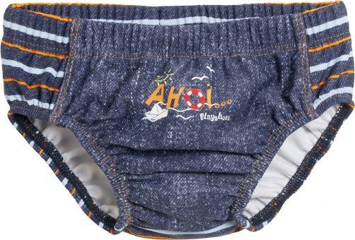 Playshoes - UV washable swim diaper - jeans - 3