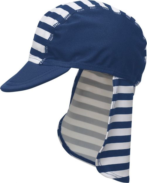 Playshoes---UV-Swim-Cap-Kids--Maritime