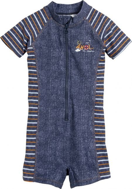 Playshoes - UV swimsuit - jeans - 3