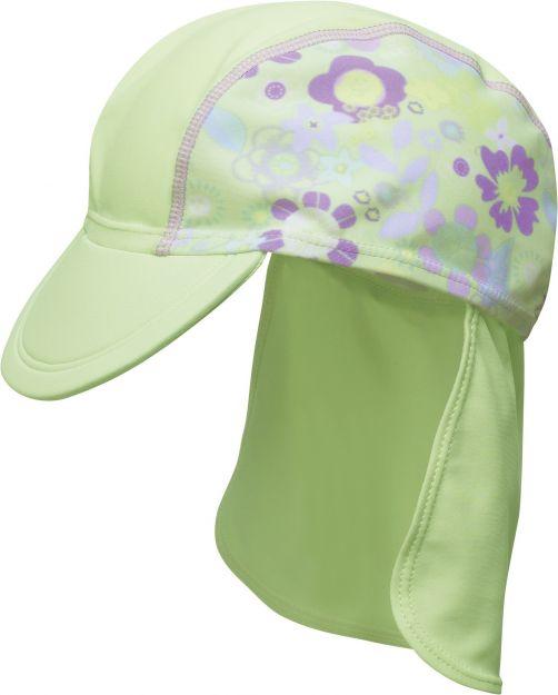 Playshoes - UV petje voor in de zon - Bloemen - 0