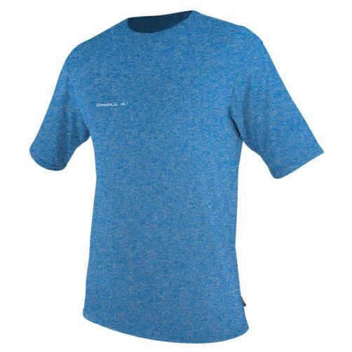 O'Neill---Men's-UV-shirt---Short-sleeves---Hybrid-Sun---Brite-Blue