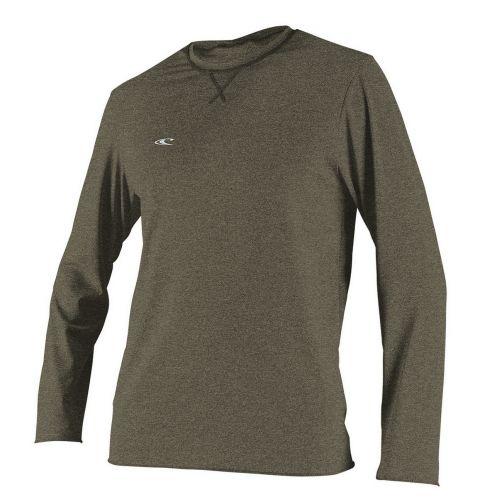 O'Neill---Men's-hybrid-UV-shirt---long-sleeve---khaki