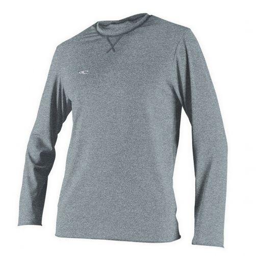 O'Neill---Men's-hybrid-UV-shirt---long-sleeve---grey