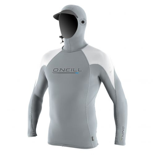 O'Neill---Hooded-UV-shirt-for-men---long-sleeve---grey