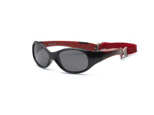 Real-Kids-Shades---UV-sunglasses---Kids-4+-yrs---Explorer---Black/pink