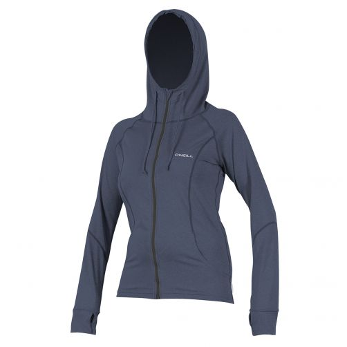O'Neill---Women's-hooded-UV-jacket---slim-fit---mist